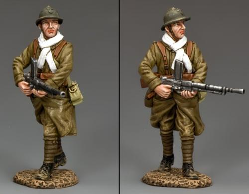 FOB115 - Marching Machine Gunner