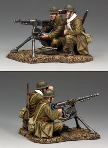 FOB117 - Hotchkiss Machine Gun Crew Set