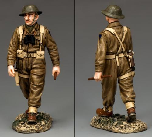FOB122 - Marching Officer