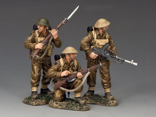 FOB123 - Rear guard Trio
