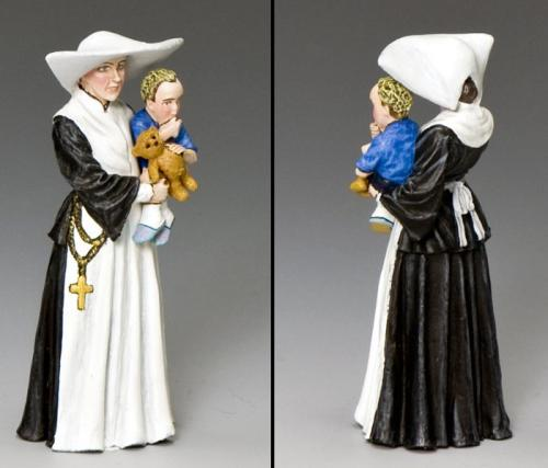 FOB135 - The Nun and The Toddler