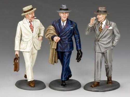 FOB136 - Three City Gents