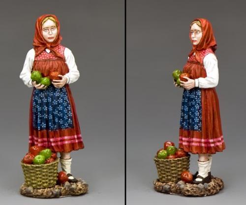 FOB139 - The Little Apple Seller
