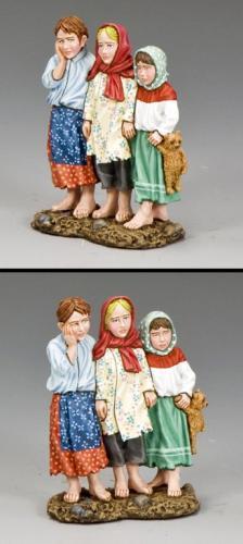 FOB141 - Three Russian Children