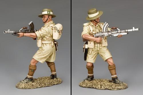 FOB149 - Gurkha Firing Bren Gun
