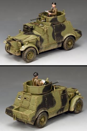 FOB151 - Morris Armoured Car C9
