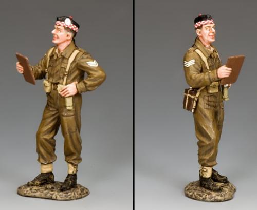 FOB153 - Highland Sergeant