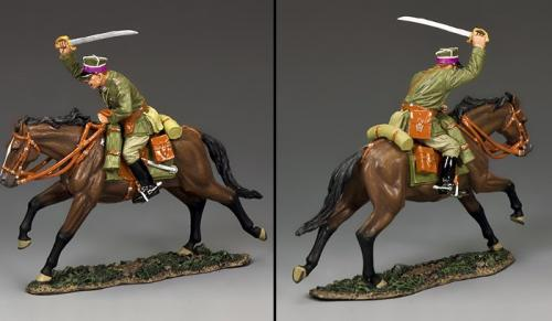 FOB158 - Polish Cavalry Officer with Sword