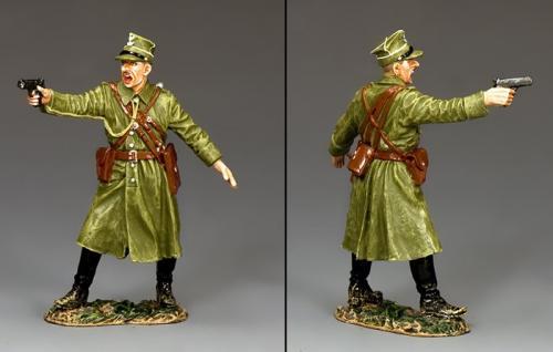 FOB165 - Polish Infantry Officer