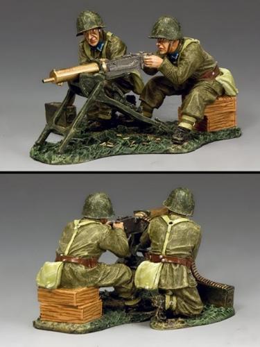 FOB167 - MG08 Machine Gun Team