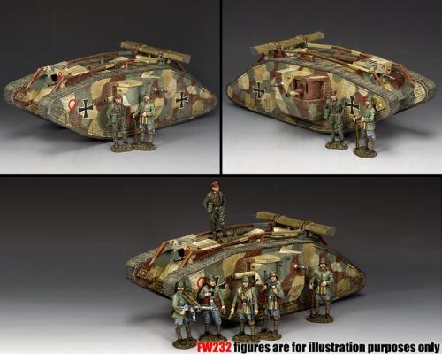 FW-S01 - Guardin The Tank