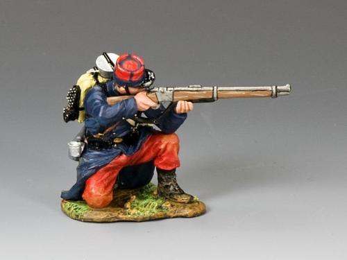 FW075 - French Kneeling Firing Riflema