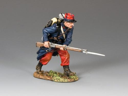 FW077 - French with Rifle and Bayonet