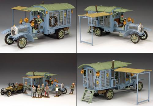 FW092 - Kaiser Bill's Staffwagen