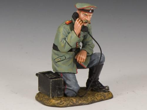 FW100 - German with Field Telephone