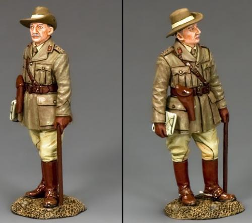 FW179 - Lieut. General Sir William Birdwood (Commander of the 1st Anzac Corps in France)