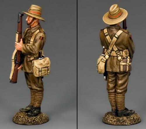 FW183 - New Zealander Present Arms