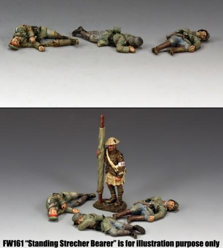 FW186 - German Casualties of War