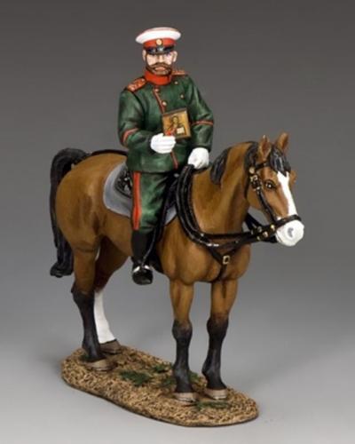 FW202 - Czar Nicholas II