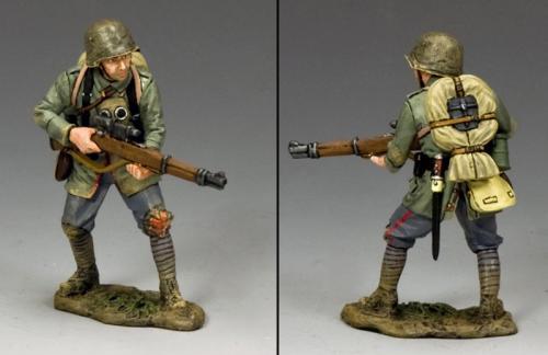 FW216 - German Standing Sniper