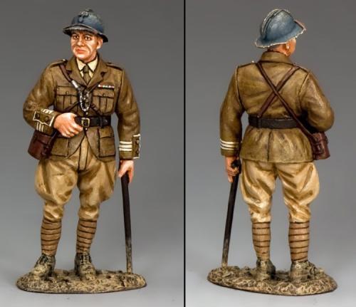 FW218 - Lieutenant Colonel Winston Churchill