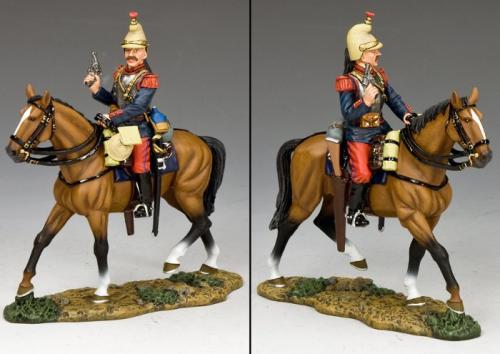 FW223 - French Cuirassier with Pistol