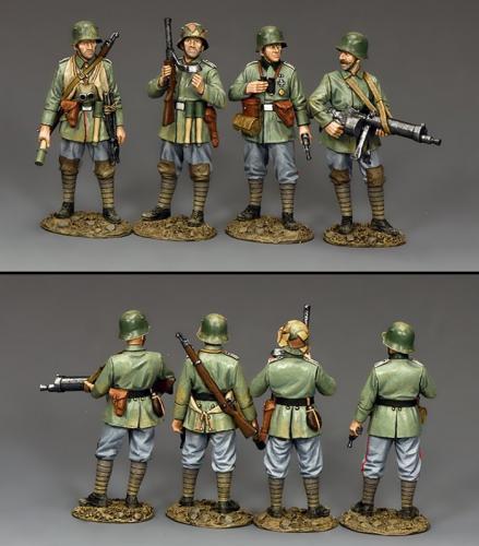 FW232 - The Sturmtruppen Set (4 figure set)