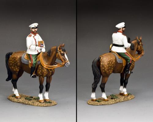 FW233 - Tsar Nicholas II - disponible début septembre