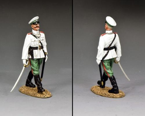 FW240 - Marching Officer with Sword - disponible début septembre