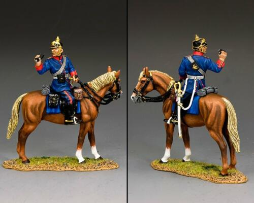 FW242 - Mounted Prussian Line Infantry Officer