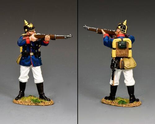 FW243 - Prussian Line Infantryman Standing Firing - disponible début juillet