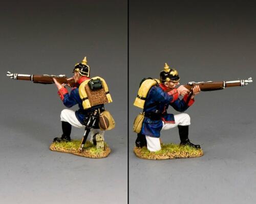 FW244 - Prussian Line Infantry Kneeling Firing - disponible début juillet