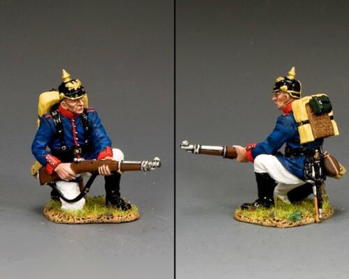 FW246 - Prussian Line Infantry Kneeling Ready - disponible début juillet