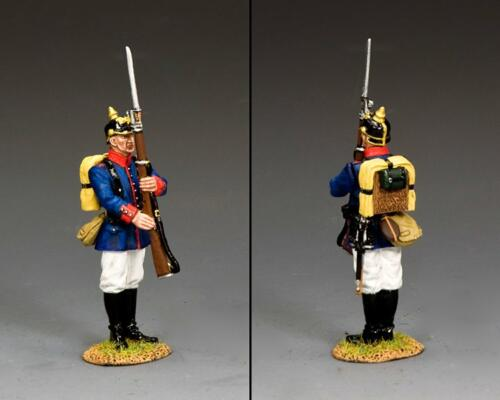 FW248 - Prussian Line Infantry Present Arms