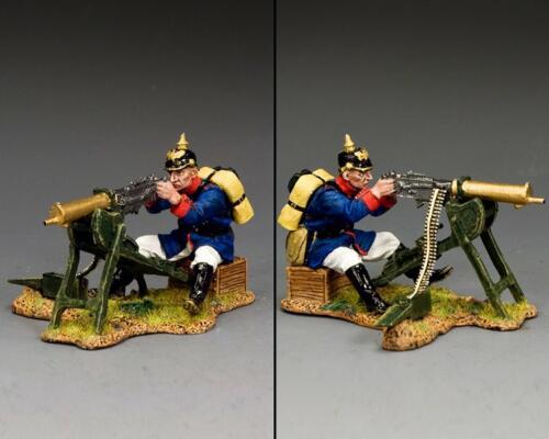 FW249 - Prussian Line Infantry Maxim Machine Gunner - disponible début juillet