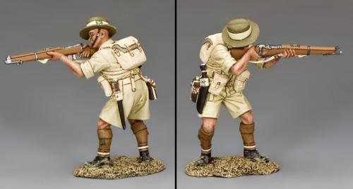FoB145 - Gurkha Standing Firing Rifle