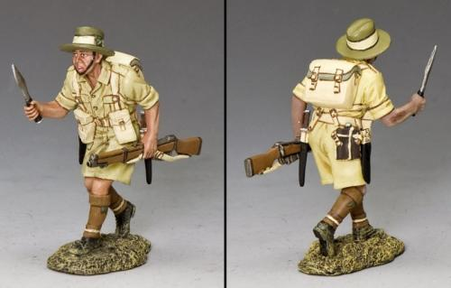 FoB146 - Gurkha Attacking with Kurki