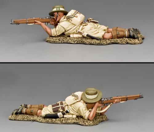 FoB148 - Gurkha Lying Prone Firing Rifle