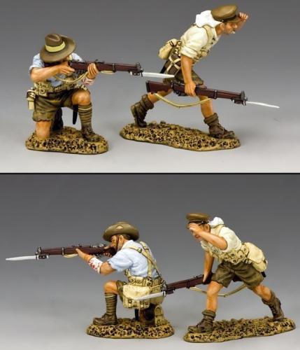 GA002 - Gallipoli ANZAC (WW1) - Fire and Run