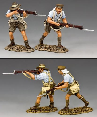 GA003 - Gallipoli ANZAC (WW1) - Run and Fire