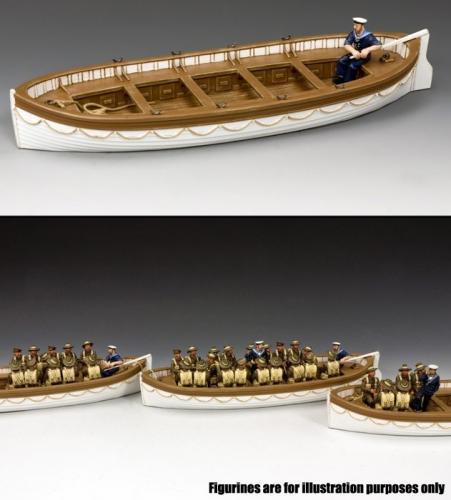 GA008 - The Gallipoli Whale Boat