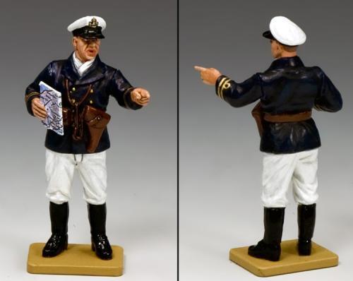 GA012 - Royal Navy Officer