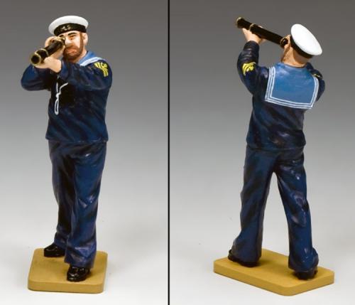 GA013 - Sailor with Telescope