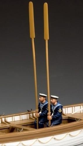GA016(B) - Up Oars