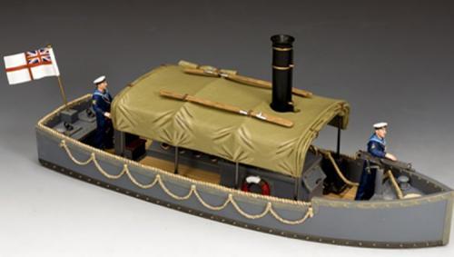 GA017 - Steam Navy Steam Launch