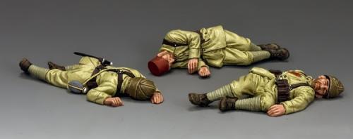 GA019 - Turkish Casualties
