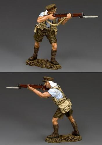 GA020(B) - Advancing Rifleman