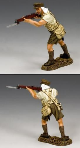 GA020 - Advancing Rifleman