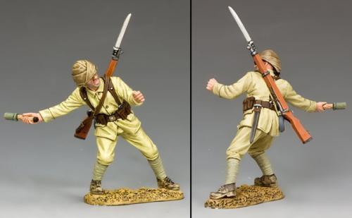 GA026 - Turkish Grenadier, Gallipoli 1915