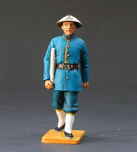 HK139 - Policeman on Patrol